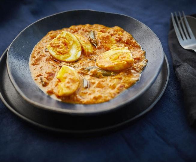 Georgina Hayden's Tomato and Egg Curry