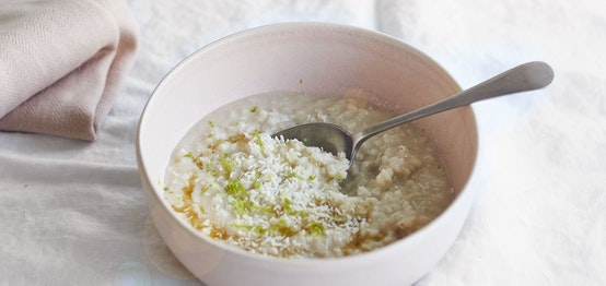 Coconut and Golden Spice Blend Rice Pudding