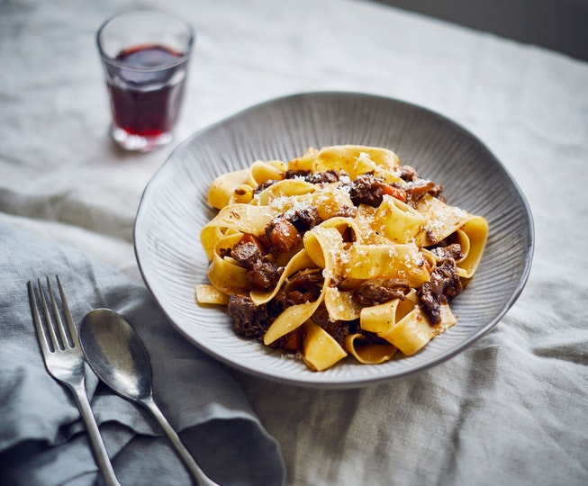 Beef Shin Pappardelle