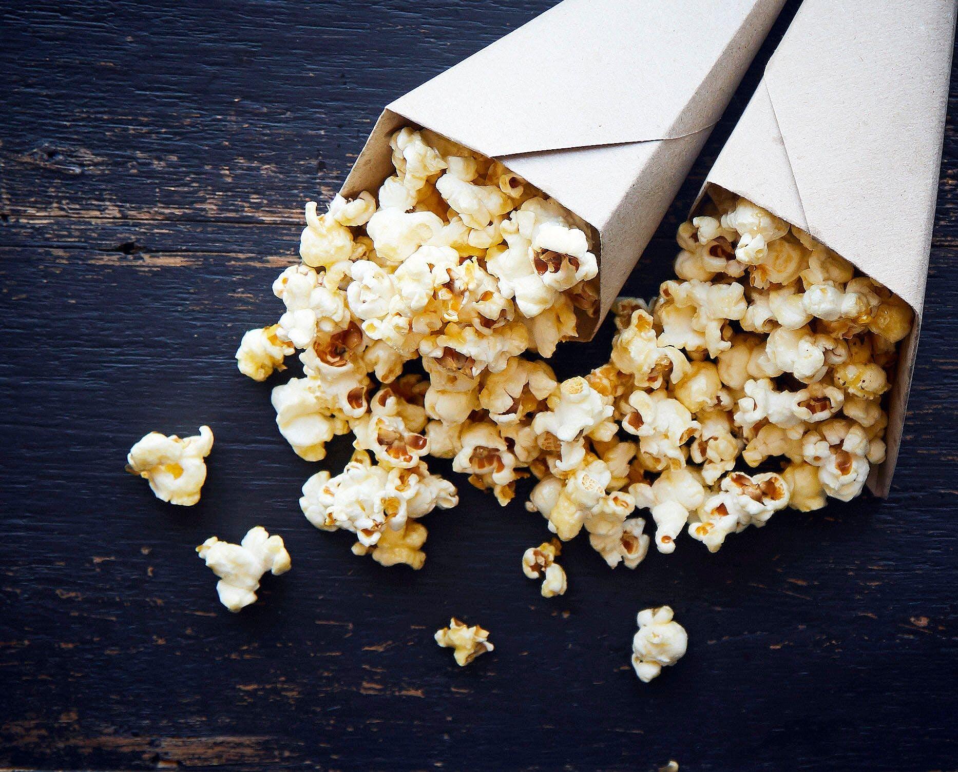 Golden Butter Popcorn