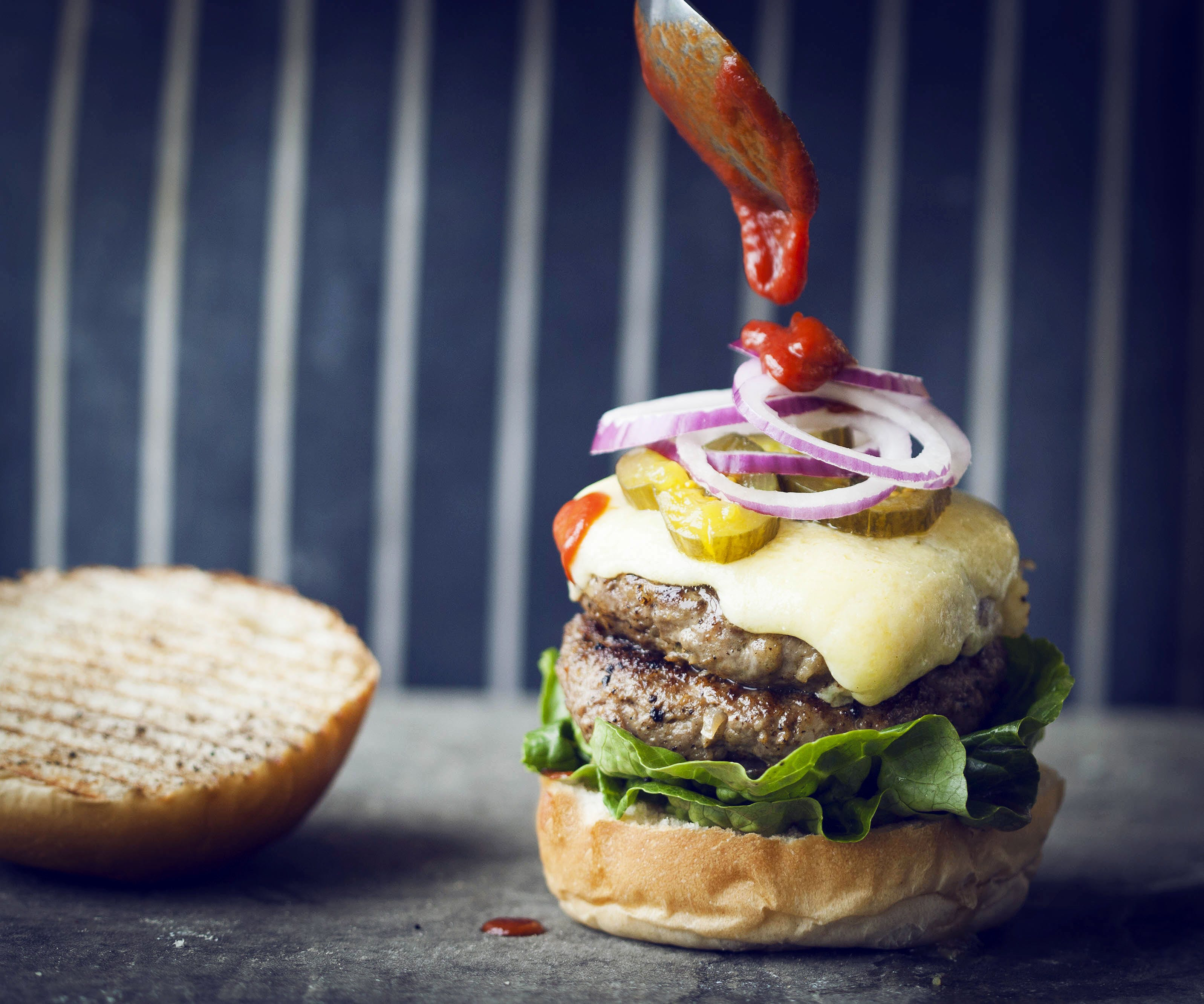 The Perfect Homemade Burger