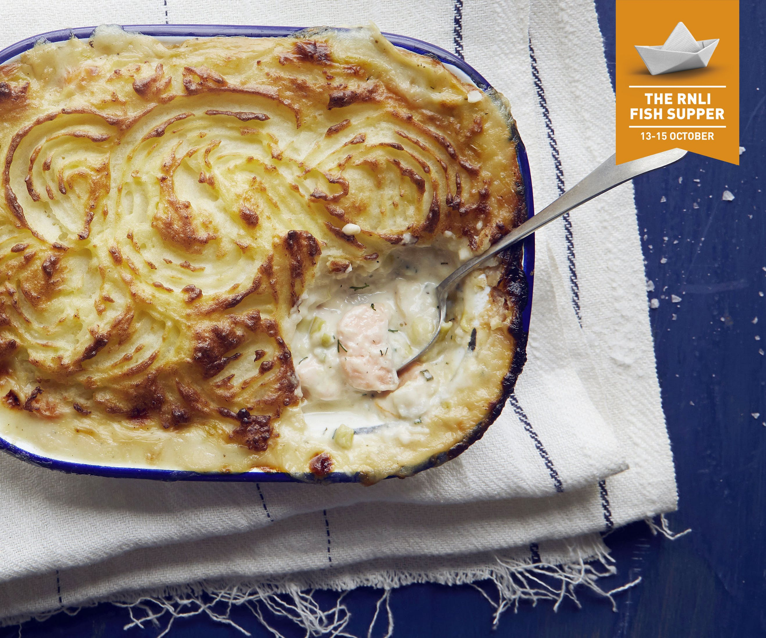 The Perfect Fish Pie