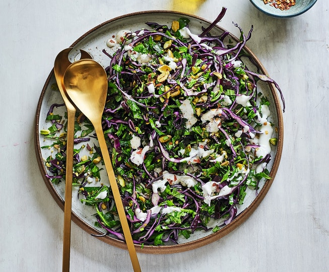 Pistachio & Fennel Slaw by The Doctor's Kitchen