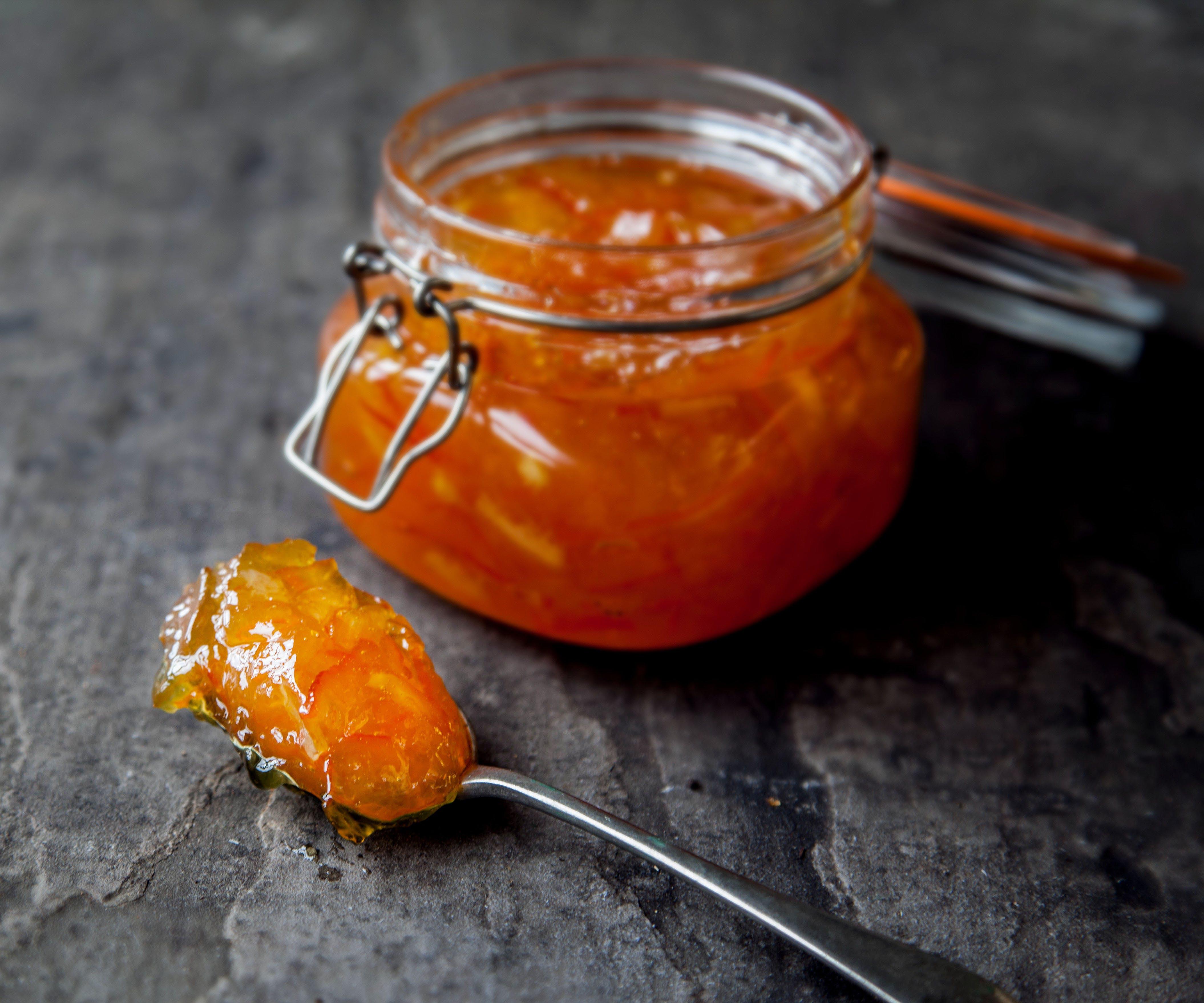 Good Old Fashioned Orange Marmalade