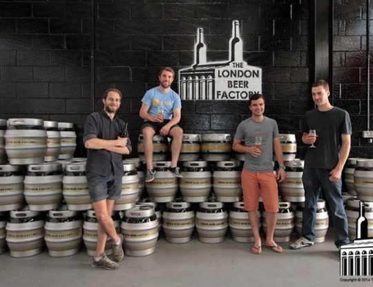 The London Beer Factory - Farmdrop Local Food Delivery