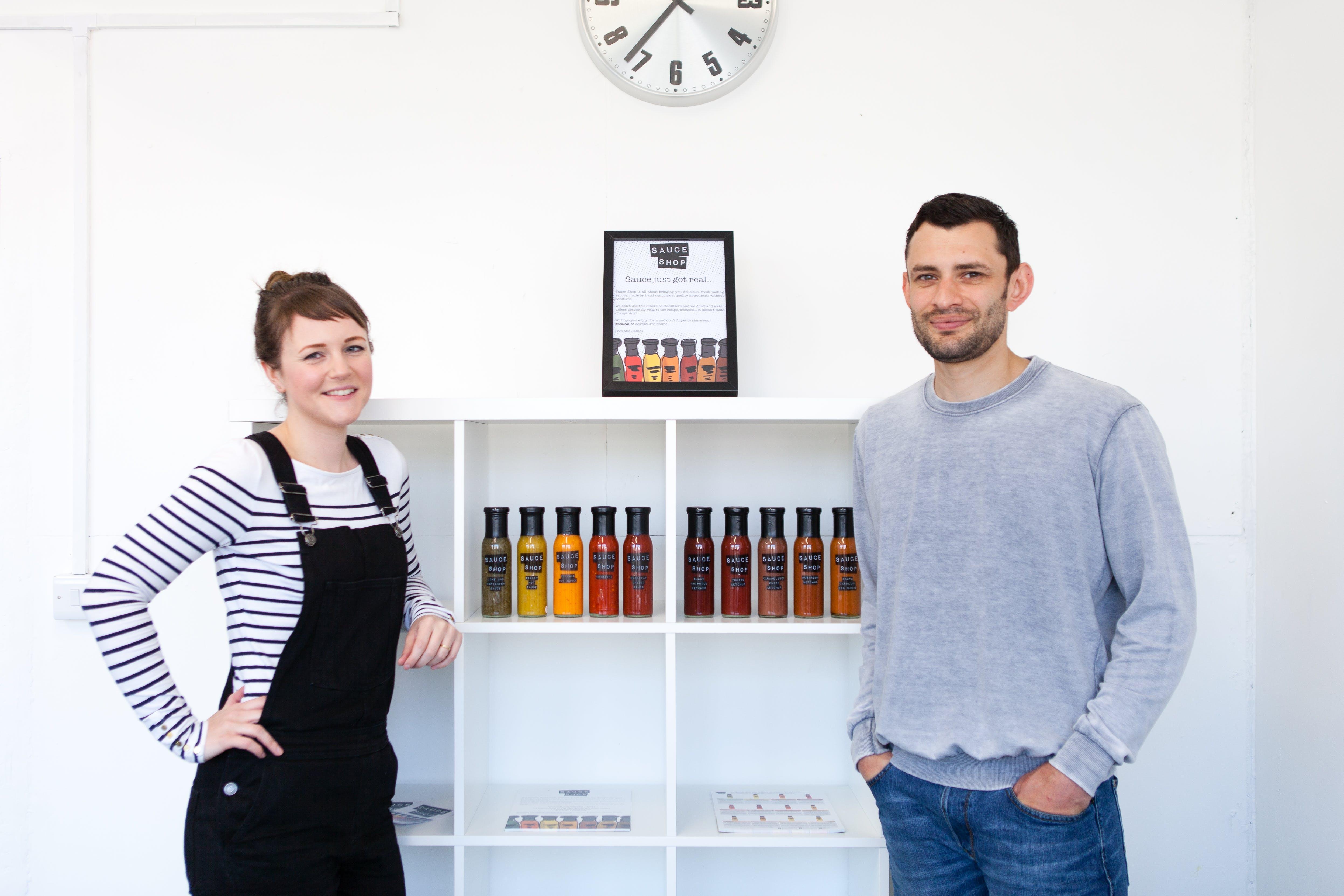 Sauce Shop - Farmdrop Local Food Delivery