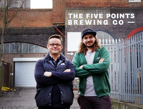 The Five Points Brewing Company - Farmdrop Local Food Delivery
