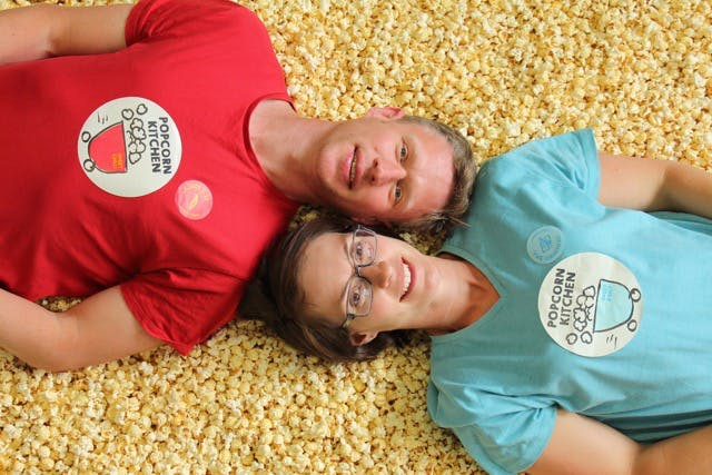 Popcorn Kitchen - Farmdrop Local Food Delivery