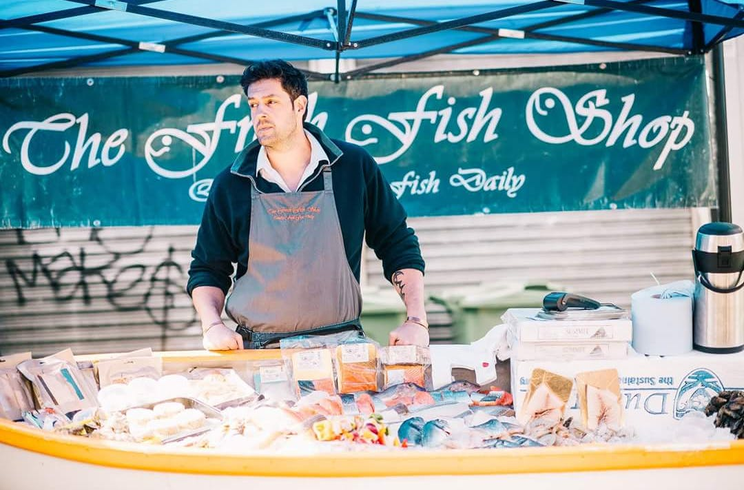 The Fresh Fish Shop - Farmdrop Local Food Delivery