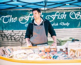 The Fresh Fish Shop