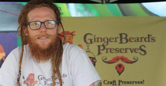 Gingerbeard's Preserves - Farmdrop Local Food Delivery