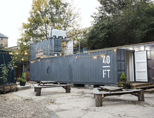 40ft Brewery - Farmdrop Local Food Delivery