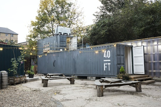 40ft Brewery