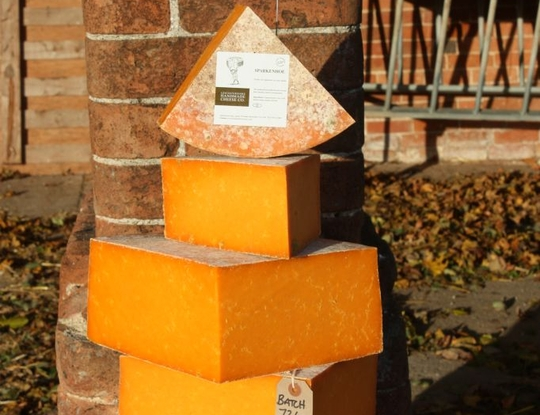 Leicester Handmade Cheese - Farmdrop Local Food Delivery