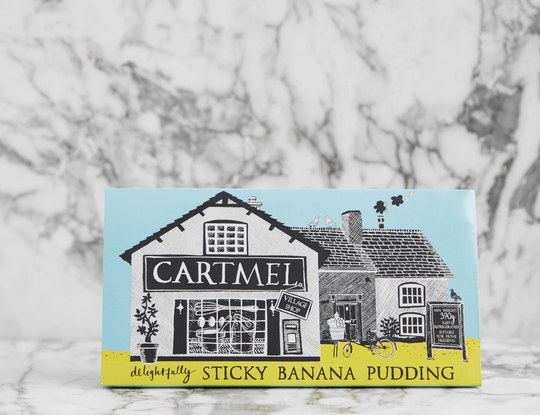 Cartmel Sticky Toffee Pudding Co. - Farmdrop Local Food Delivery