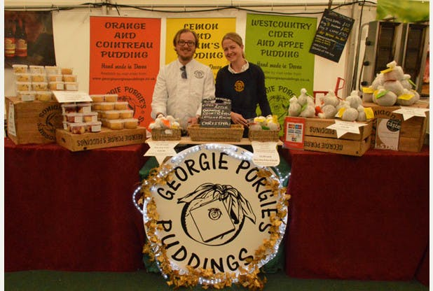 Georgie Porgie's Puddings - Farmdrop Local Food Delivery