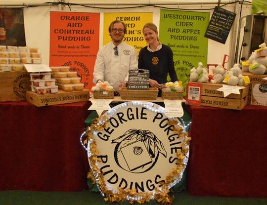 Georgie Porgie's Puddings - Farmdrop Local Food Delivery