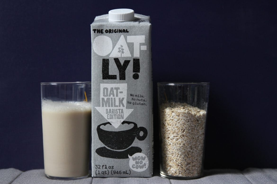 Oatly - Farmdrop Local Food Delivery