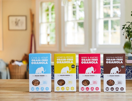The Paleo Foods Co. - Farmdrop Local Food Delivery