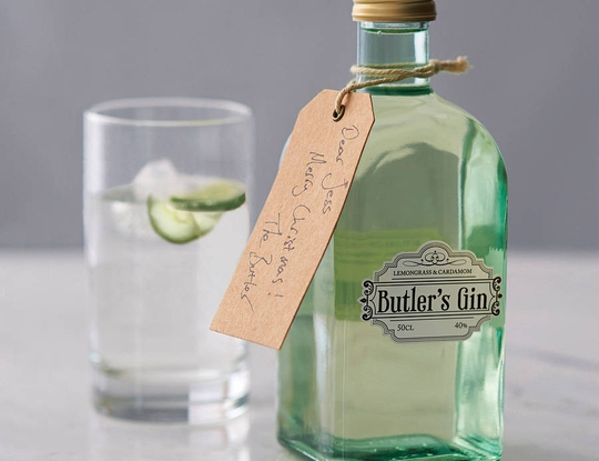 Butler's Gin - Farmdrop Local Food Delivery