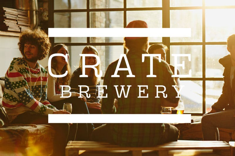 Crate Brewery - Farmdrop Local Food Delivery