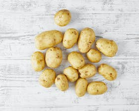 Organic Salad Potatoes - Washed