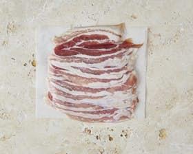 Dorset Dry Cured Streaky Bacon