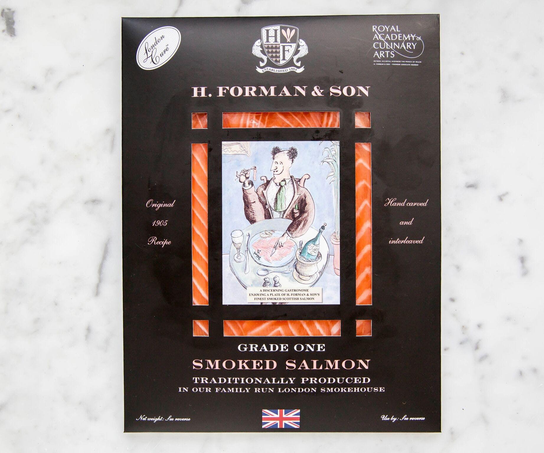 London Cure Smoked Salmon (Sliced)