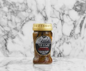 Anchovy Fillets in Organic Extra Virgin Olive Oil
