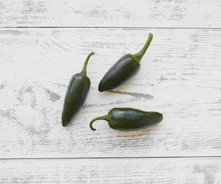 Organic Jalapeno Chillies