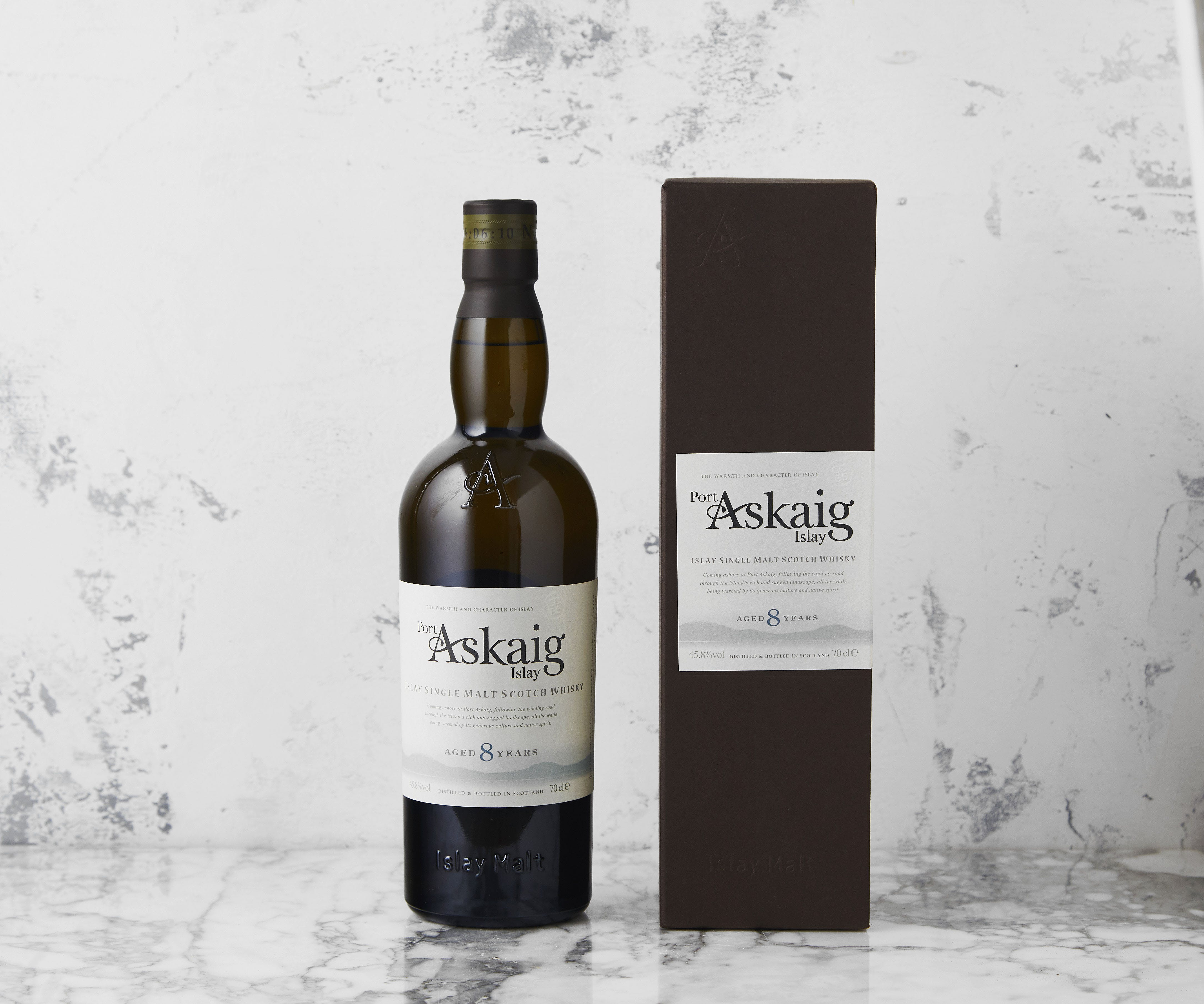 Port Askaig 8 Year Old Whisky