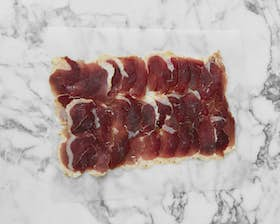 Cured Duck Breast - Sliced