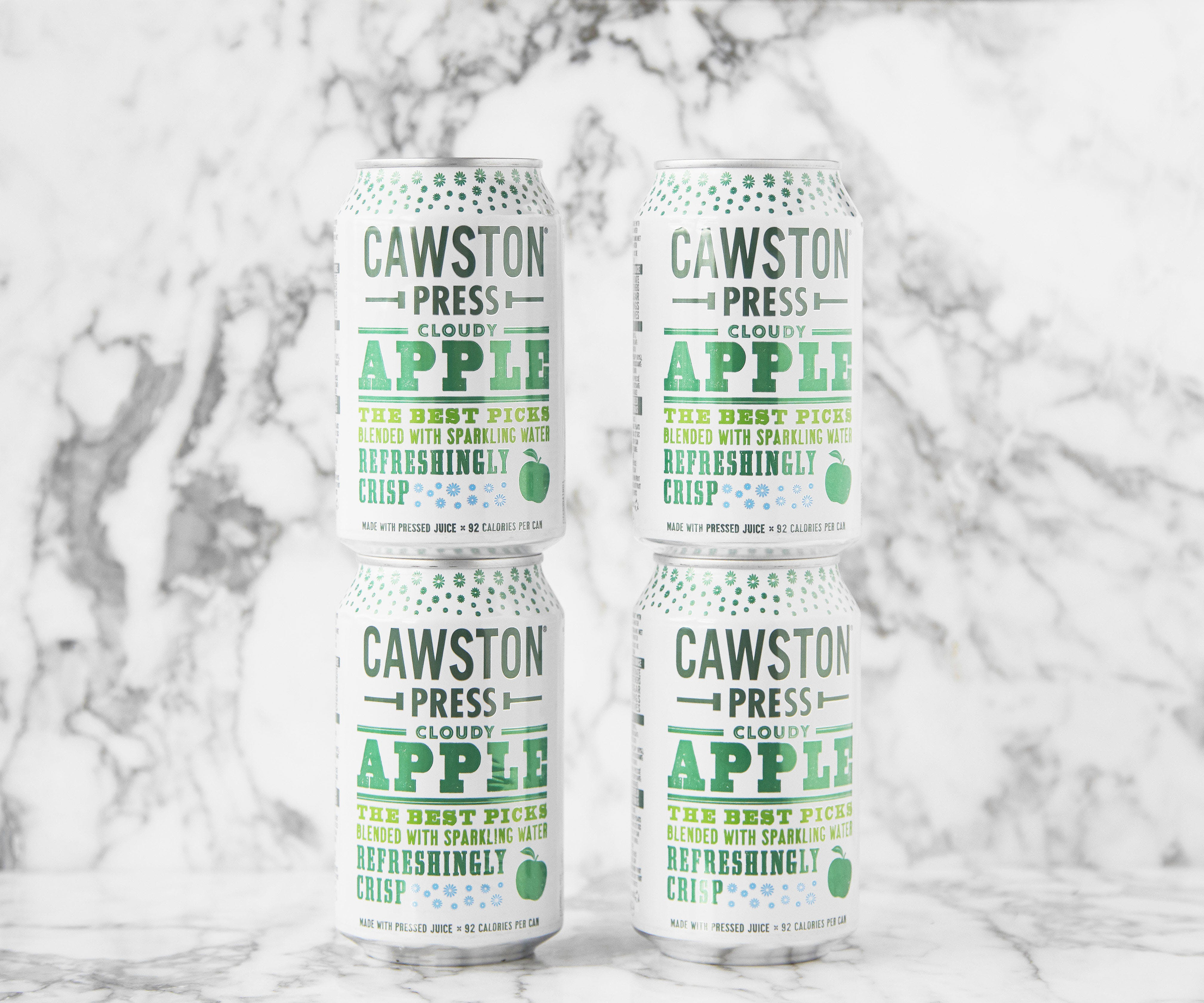 Cloudy Apple Sparkling Drink (Multipack)