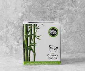 Bamboo Facial Tissues - Cube Box