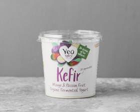 Organic Mango and Passion Fruit Kefir Yoghurt