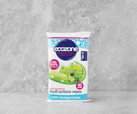 Anti-bacterial Multi Surface Wipes