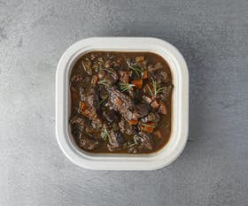 Venison and Juniper Stew