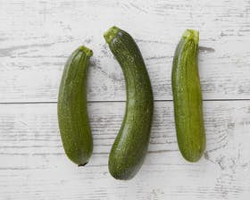 Courgettes - Green