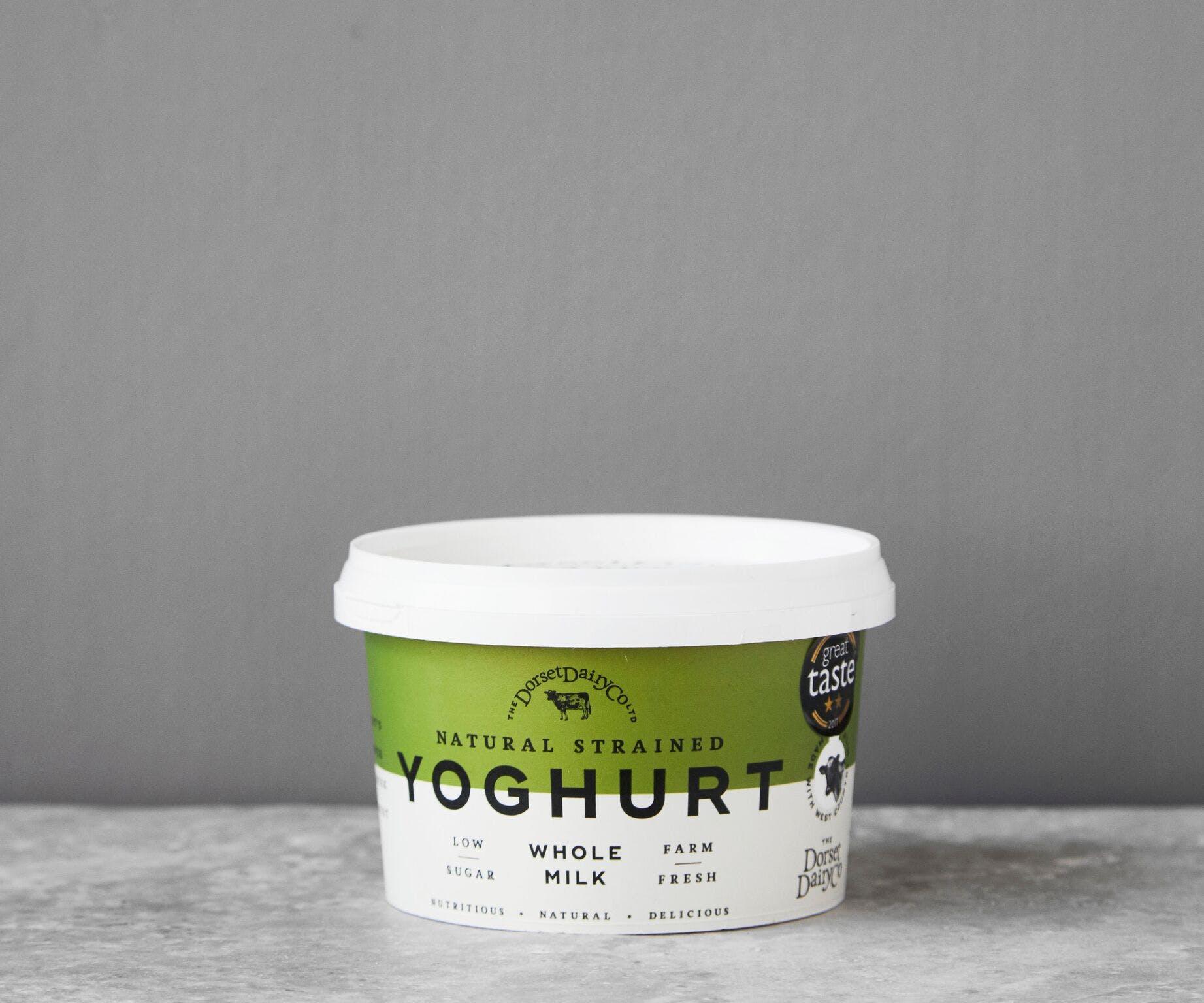 Dorset Strained Yoghurt (Greek Style)