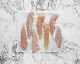 Organic Chicken Breast Mini Fillets