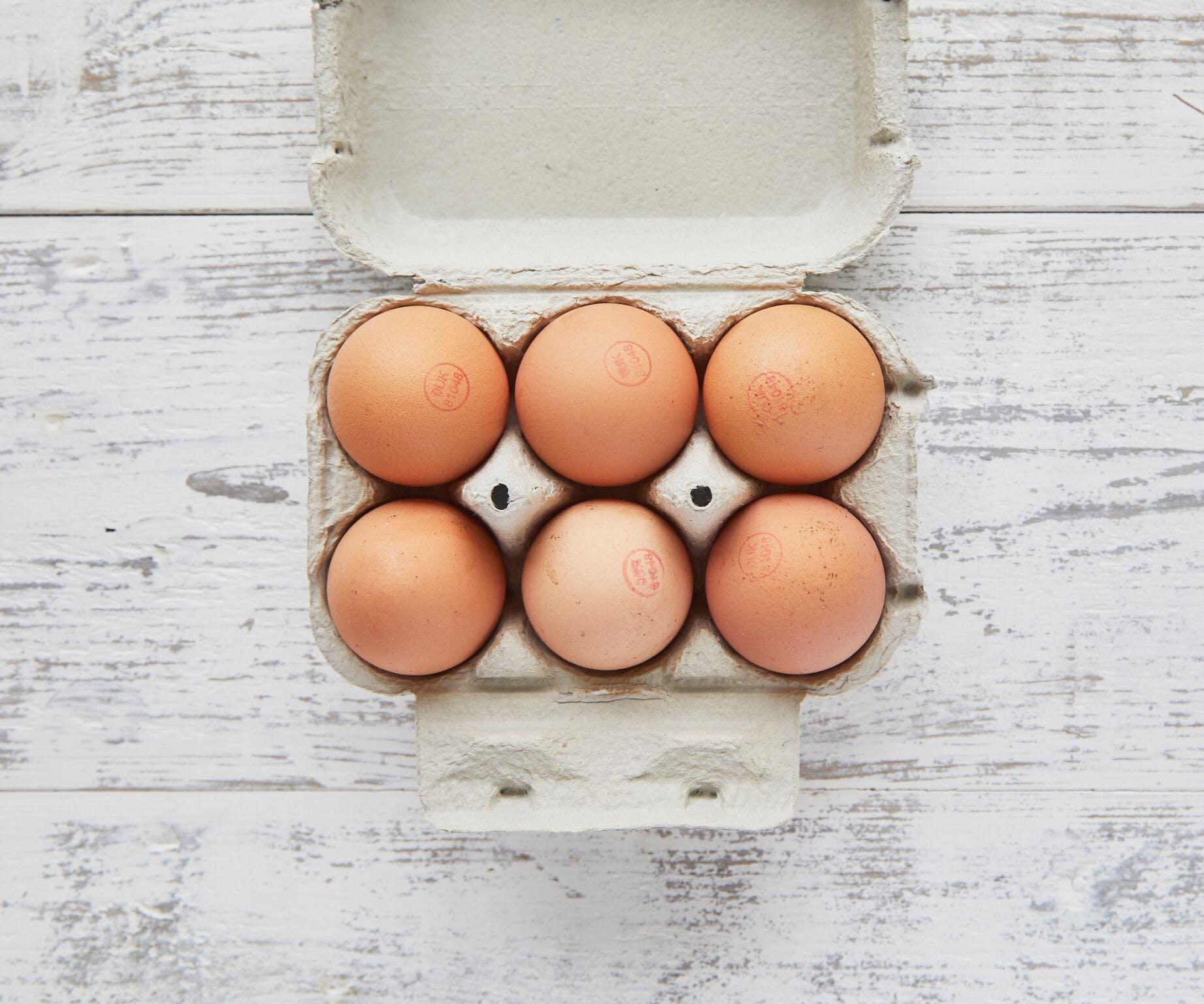 Organic Eggs (Medium)