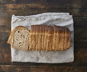 Organic Wholemeal Sandwich Loaf