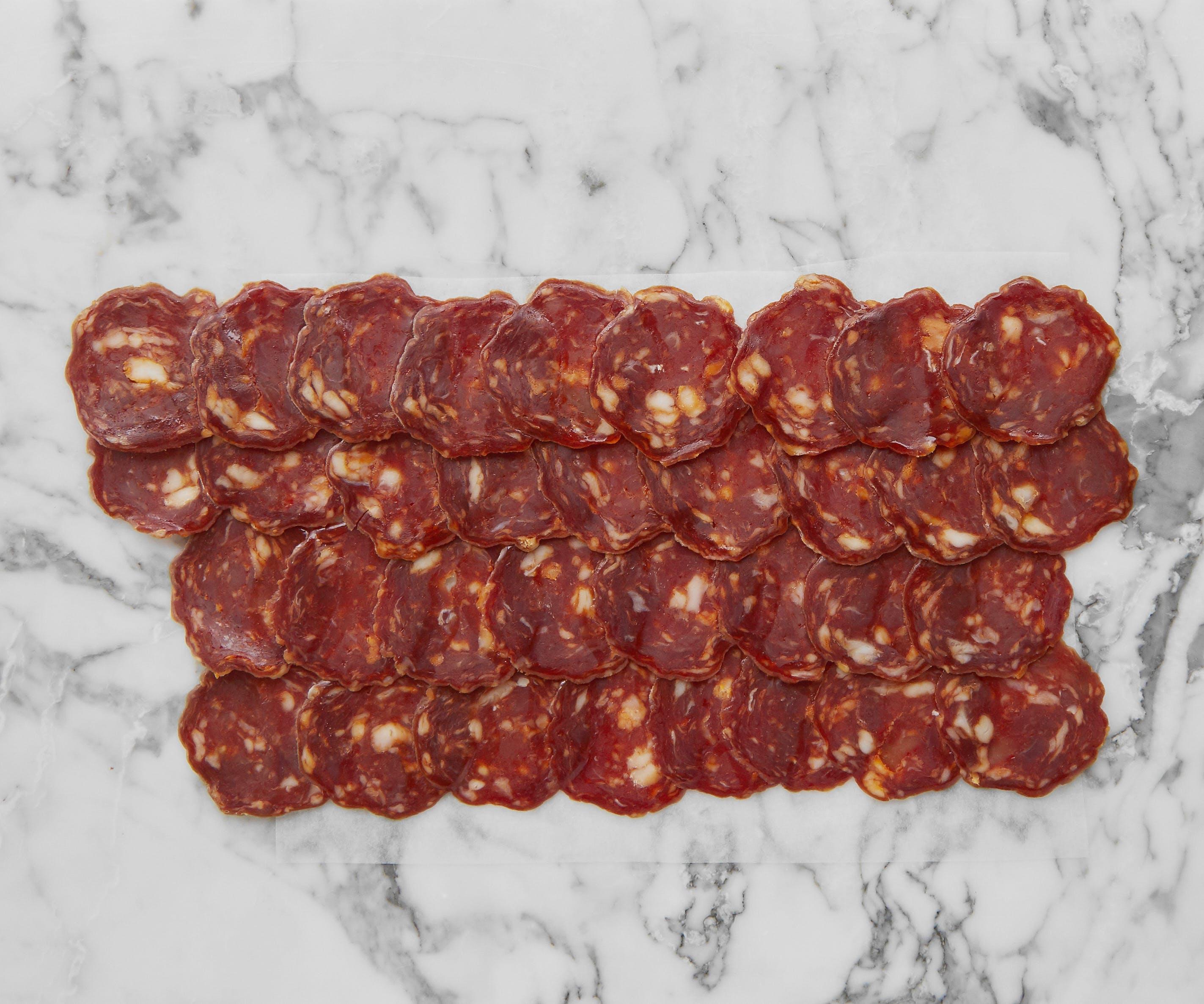 Somerset Cider Chorizo with Smoked Paprika