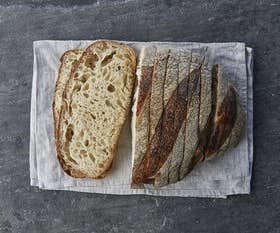 Italian White Sourdough (Sliced Cafone)