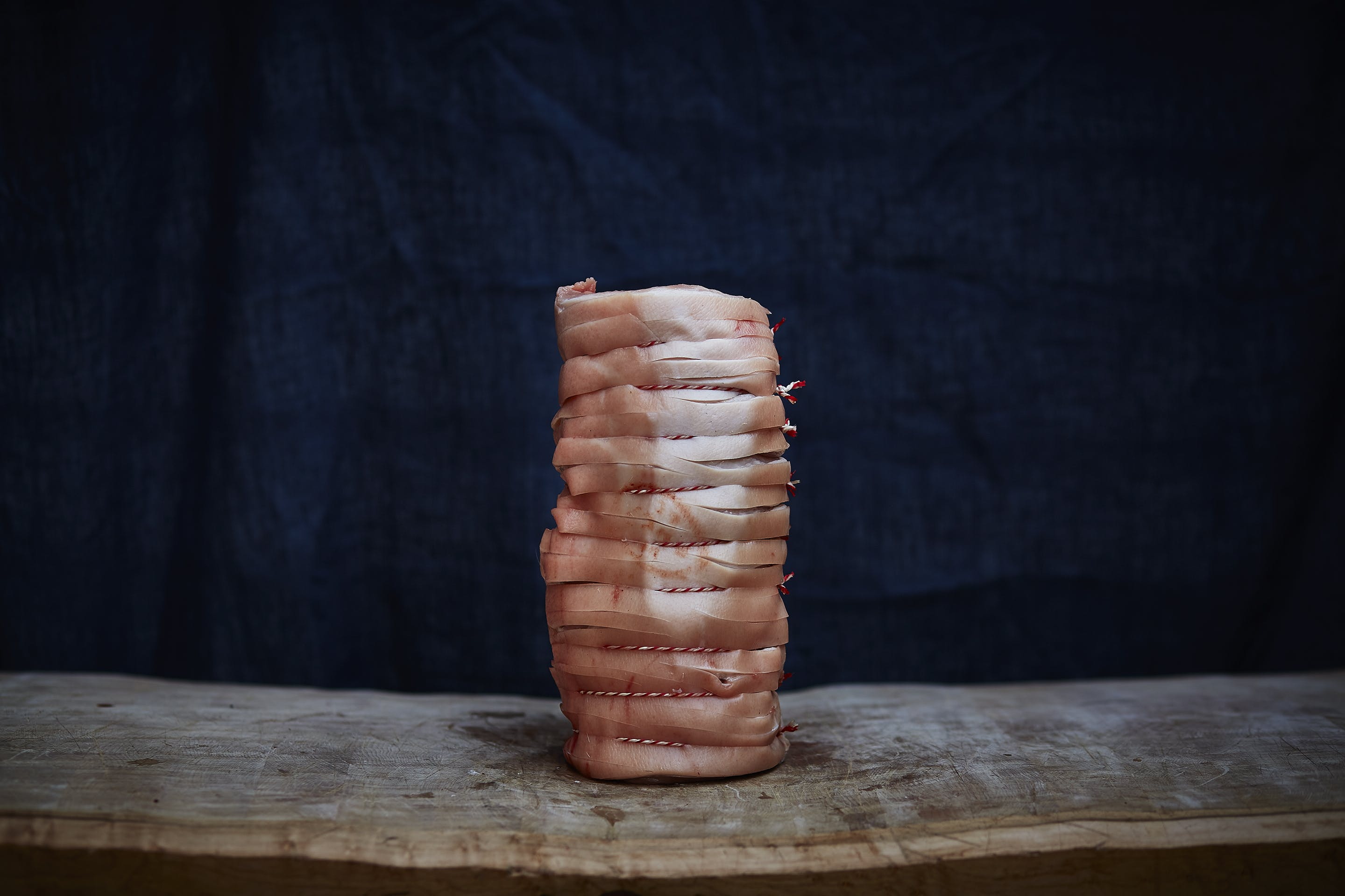 Saddleback Leg of pork (Boned and Rolled)