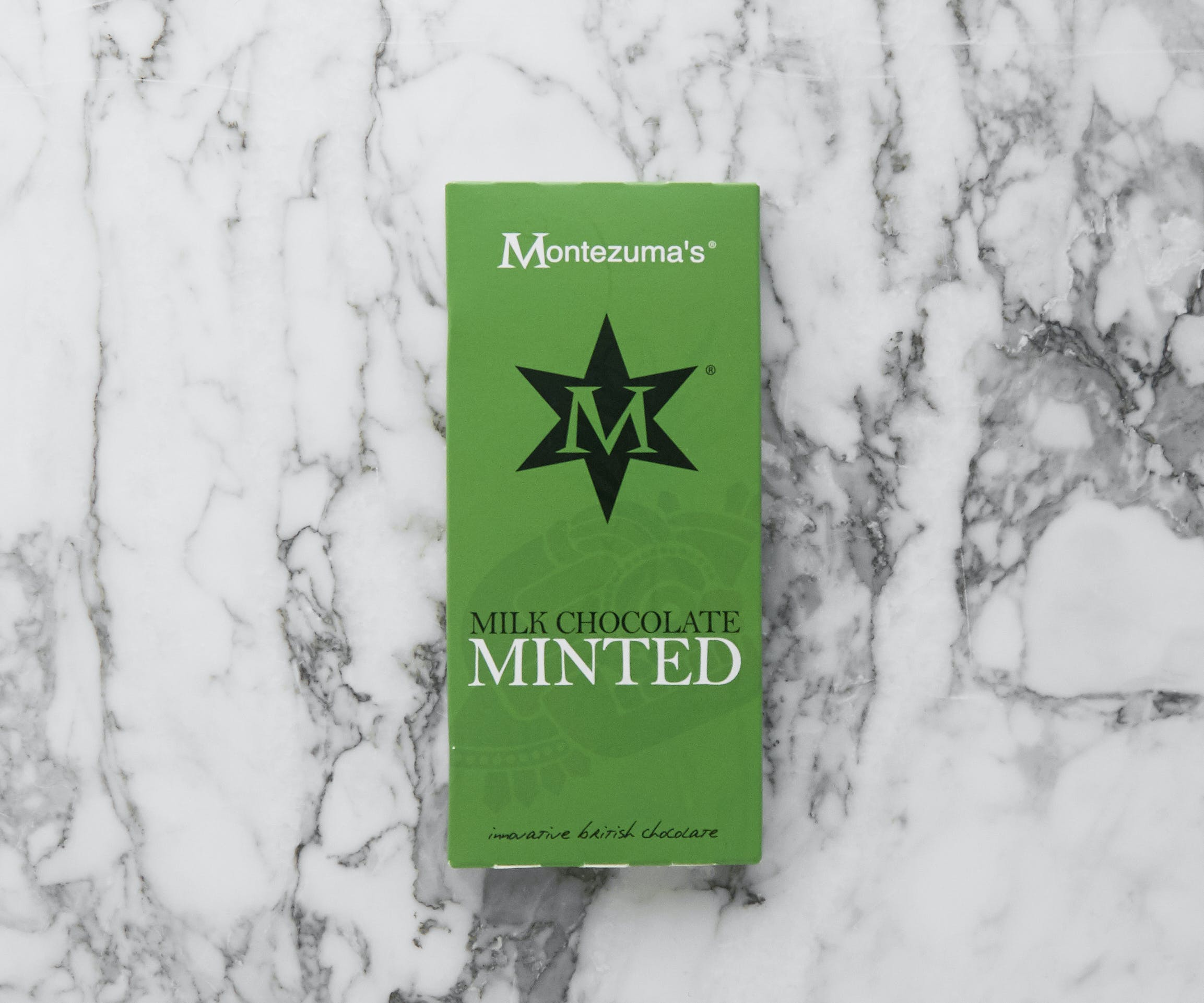 Minted Milk Chocolate Bar