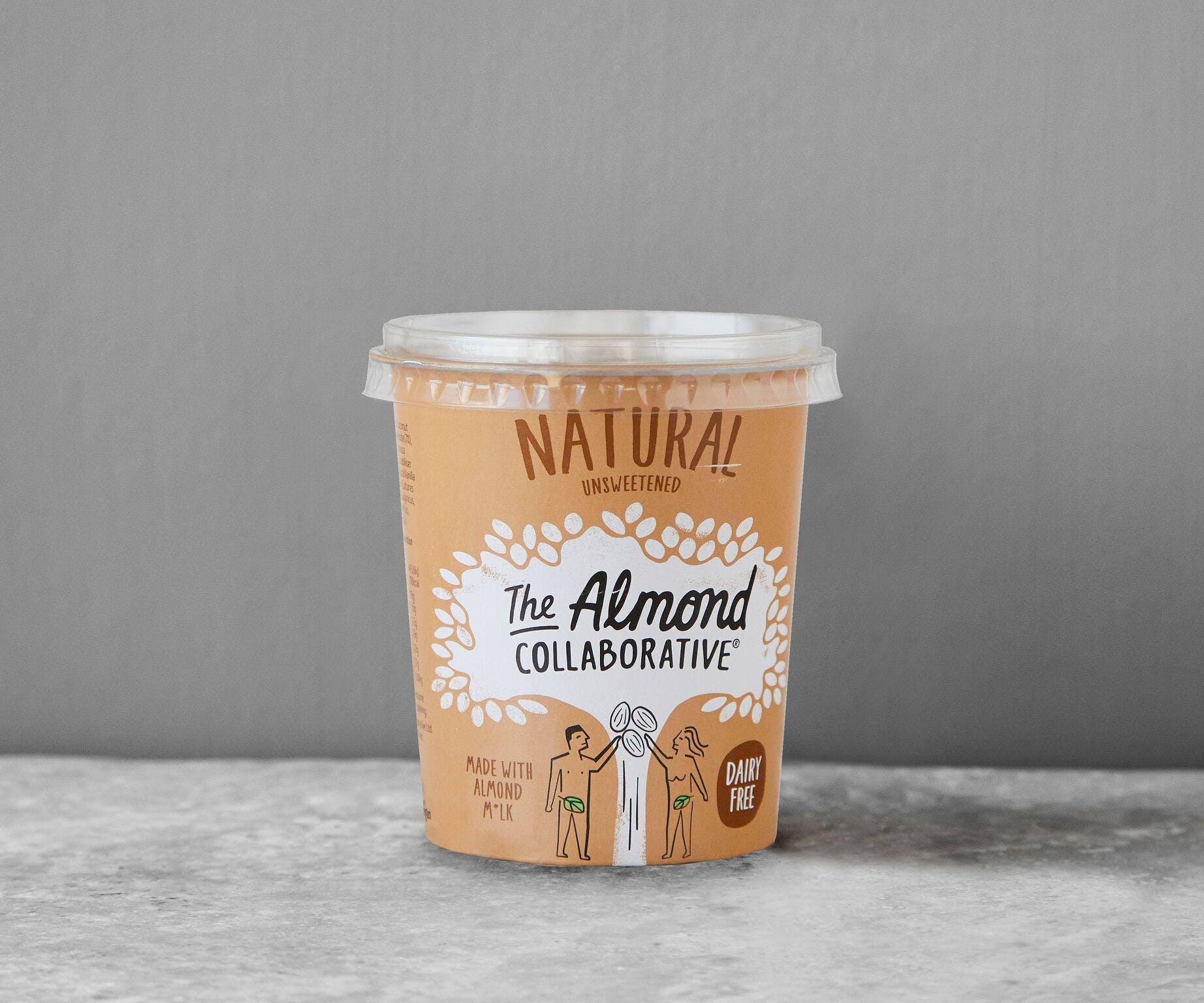 Natural Almond Yoghurt