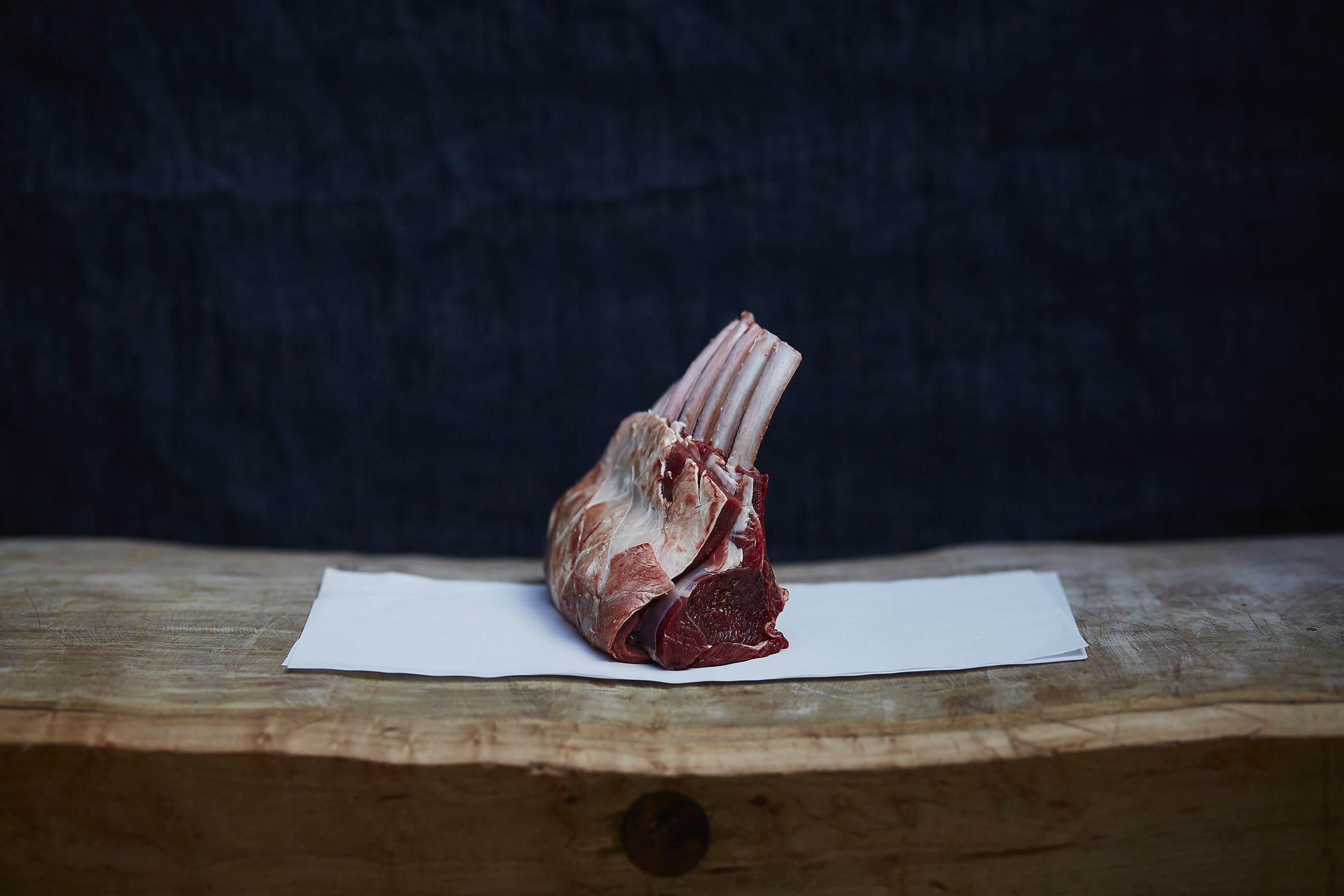 Rack of Wild Venison (French Trimmed)