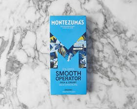 Organic Milk Chocolate - Smooth Operator
