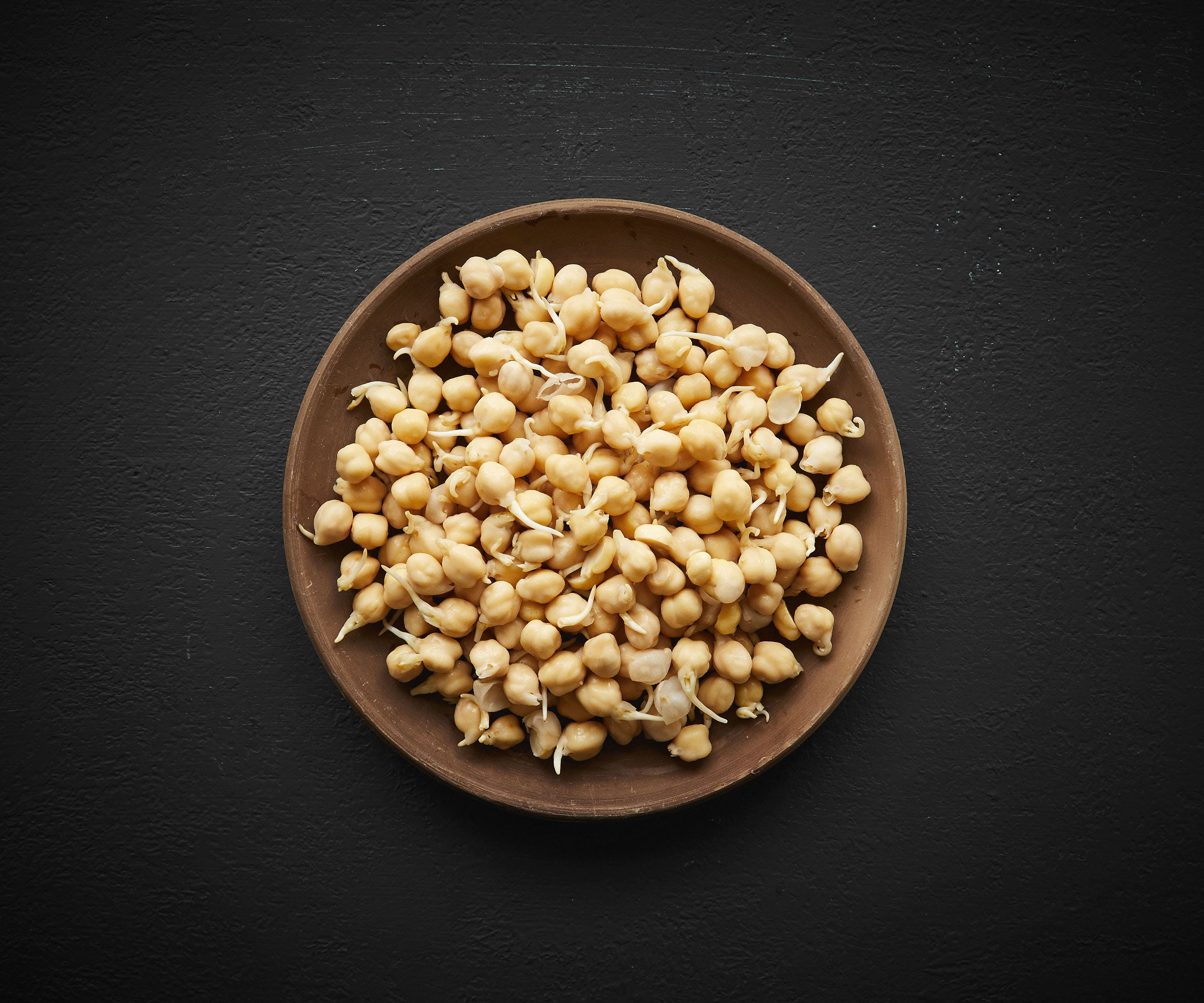 Organic Chickpea Sprouts